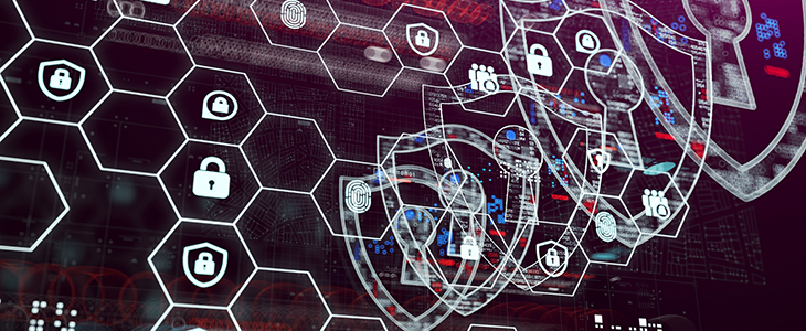セキュリティサーバで外部からの侵入をブロック
